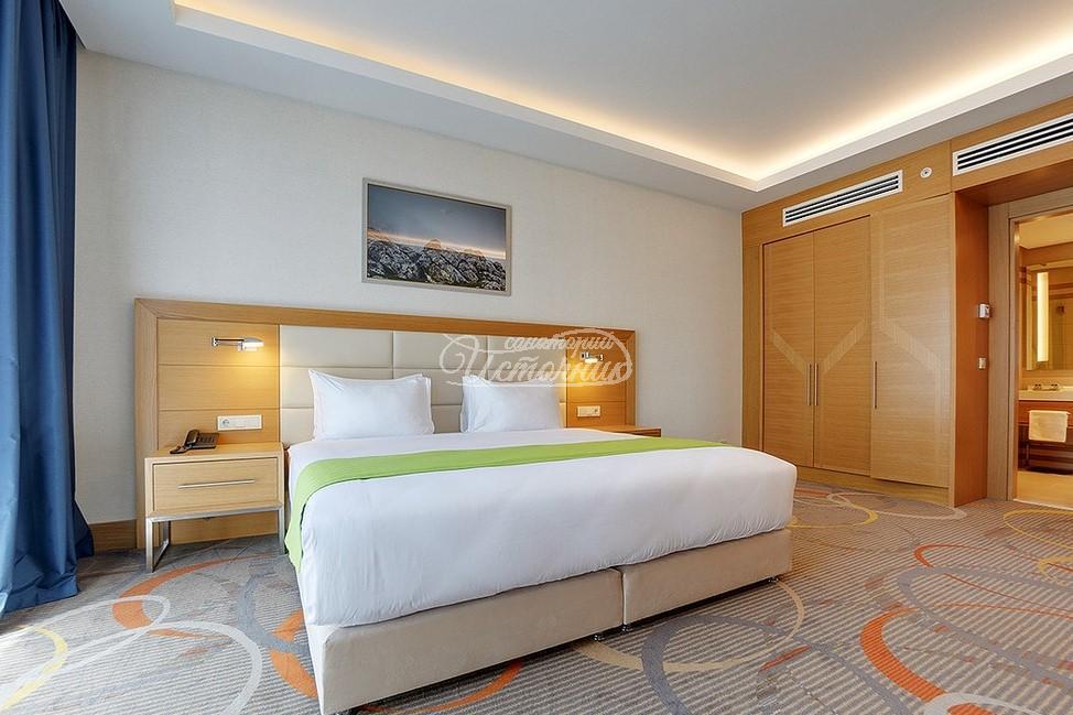 Апартамент - фото Спальной комнаты