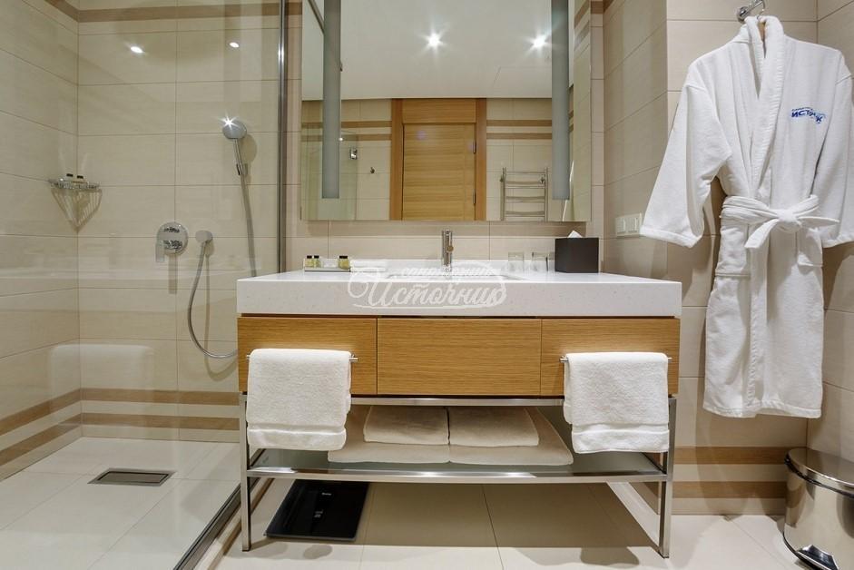 Комфорт - фото ванной комнаты