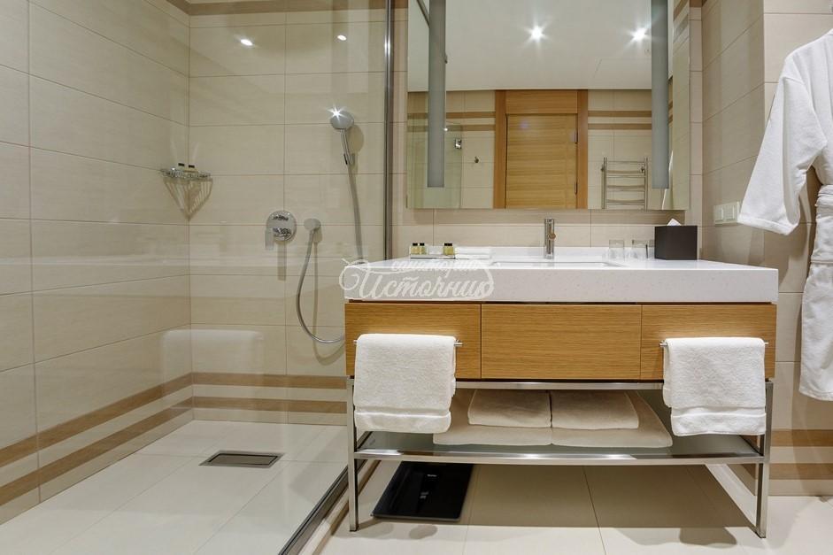 Люкс - фото ванной