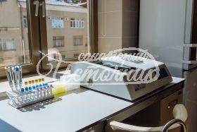 лечение в санаториях ессентуков, лаборатория